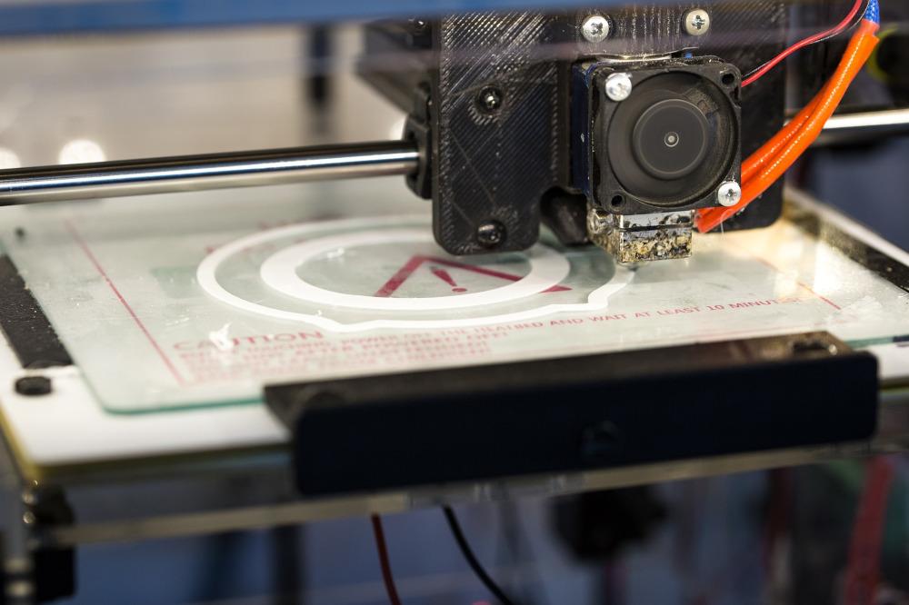 impresión 3D con metales