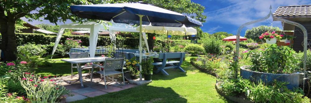 Mobiliario de terraza y jardín reciclado para este verano
