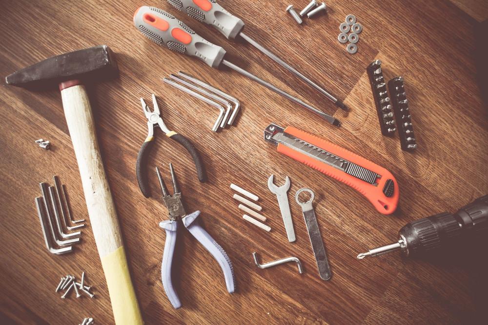 reciclaje de herramientas