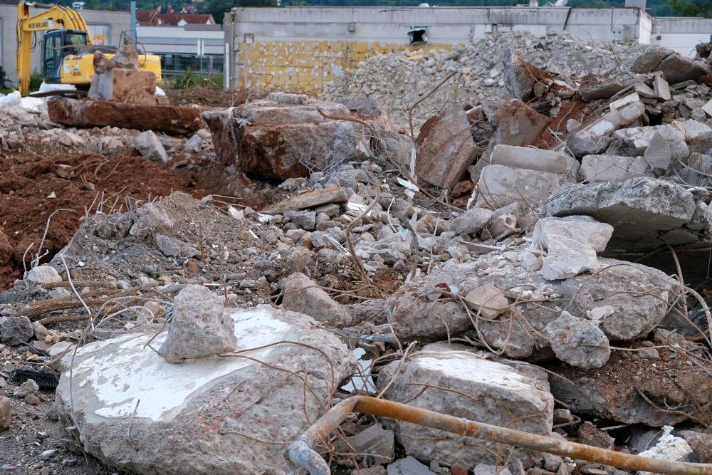 La importancia del reciclaje de escombros